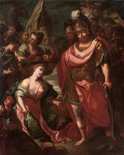 Circle of Carlo Maratta (Camerano 1625-1713 Rome)