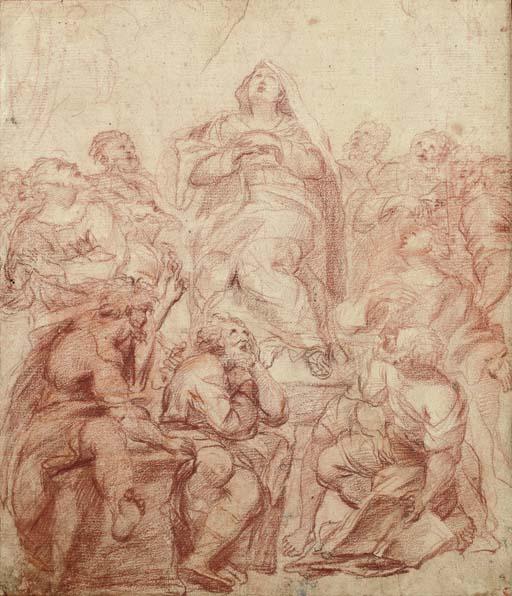 Attributed to Giuseppe Passeri (Rome 1654-1714)