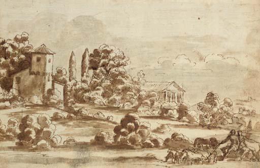 Roman School, late 17th Century