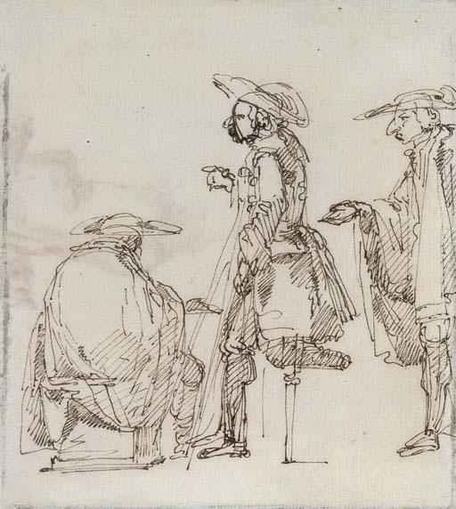 Antonio Maria de Zanetti (Veni