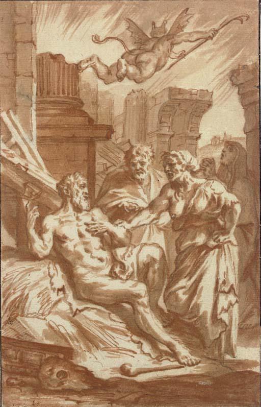 Gérard de Lairesse (Liège 1641-1711)