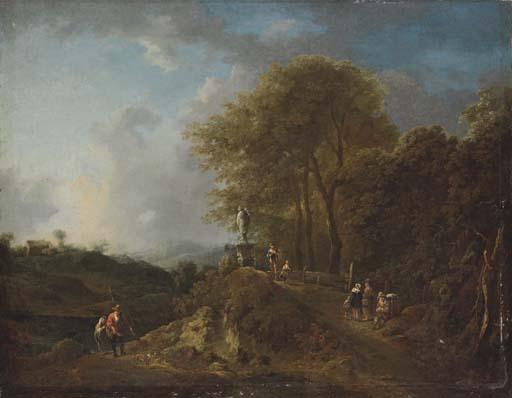 Follower of Frederick de Mouch