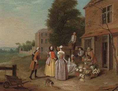 Joseph van Aken (Antwerp c. 16