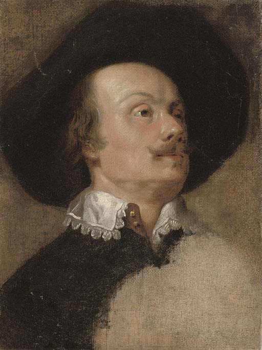 Follower of Gonzales Coques