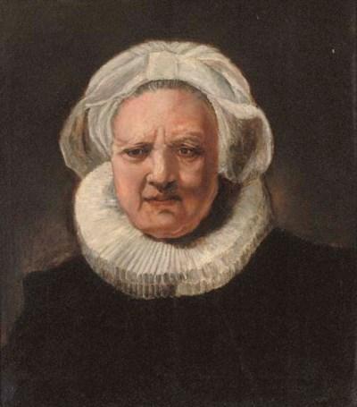 After Rembrandt Harmensz van R
