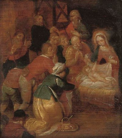 Circle of Frans Francken II (A