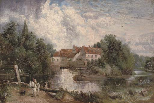 Follower of John Constable