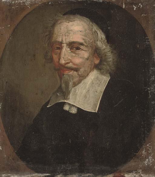 Manner of Phillippe de Champag