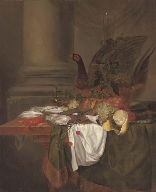 Manner of Jan Davidsz. de Heem