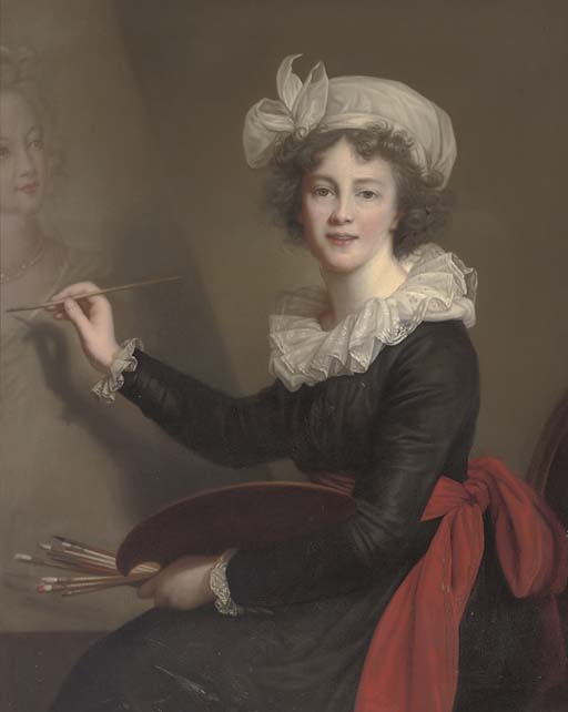 After Elisabeth-Louise Vigée l