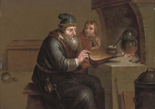 Manner of Jacob Toorenvliet