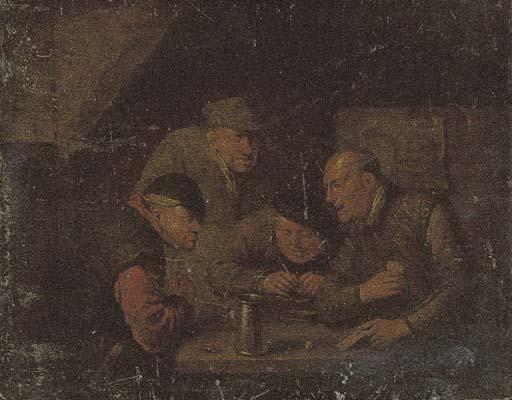 Attributed to Egbert van Heems