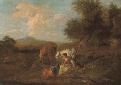 Follower of Nicolaes Berchem