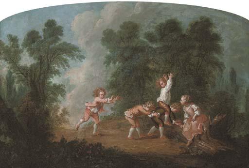 Follower of Jean-Baptiste Huet