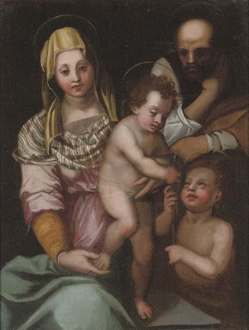 Manner of Andrea del Sarto