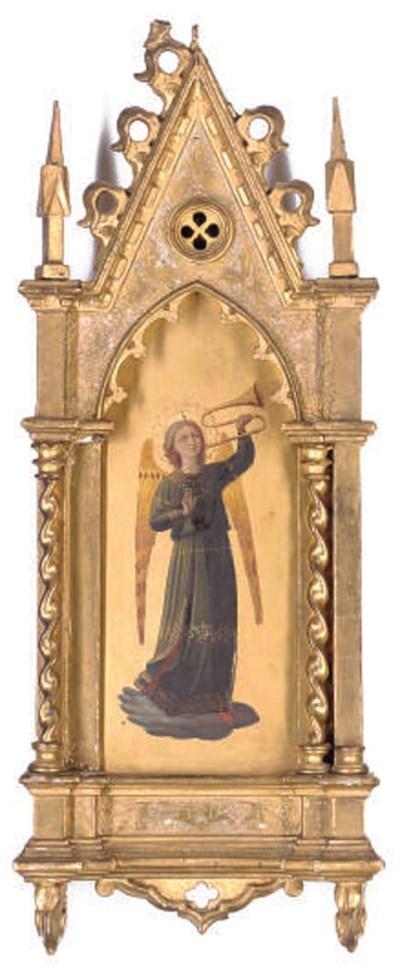 After Fra Angelico