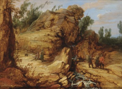 Attributed to Lucas Achtschell