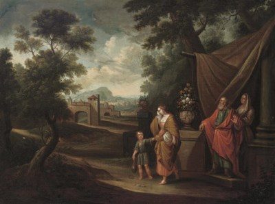 German School, early 18th Cent