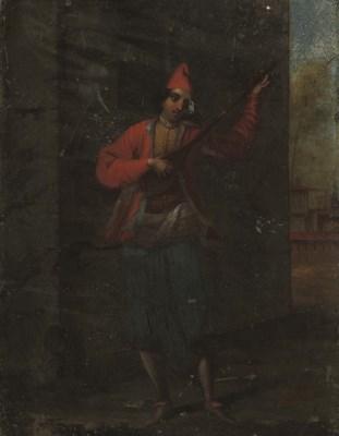 Circle of Jean-Baptiste van Mo