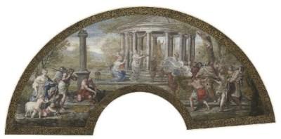 Circle of Pietro da Cortona (C