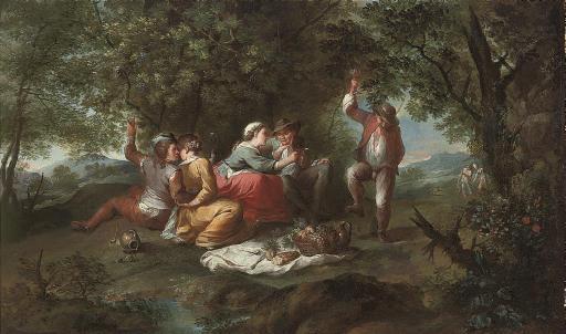 Piedmontese School, c.1700