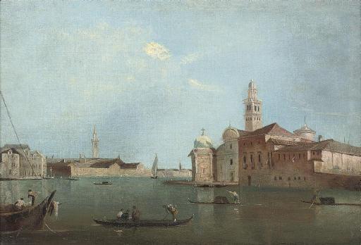 Follower of Francesco Guardi
