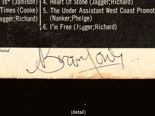 Brian Jones  The Rolling Stone