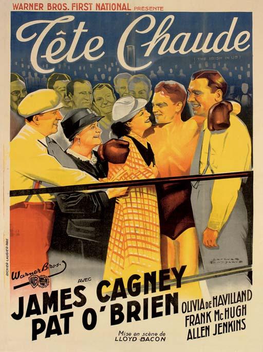 The Irish In Us  Tête Chaude
