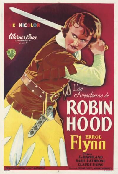 The Advenutres Of Robin Hood