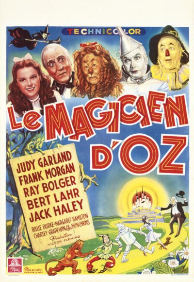 The Wizard Of Oz  Le Magicien
