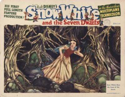 Snow White And The Seven Dwarf