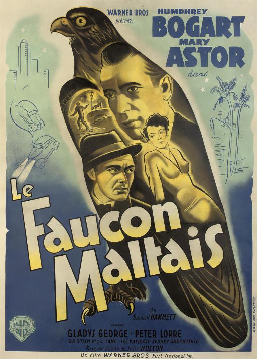 The Maltese Falcon  Le Faucon