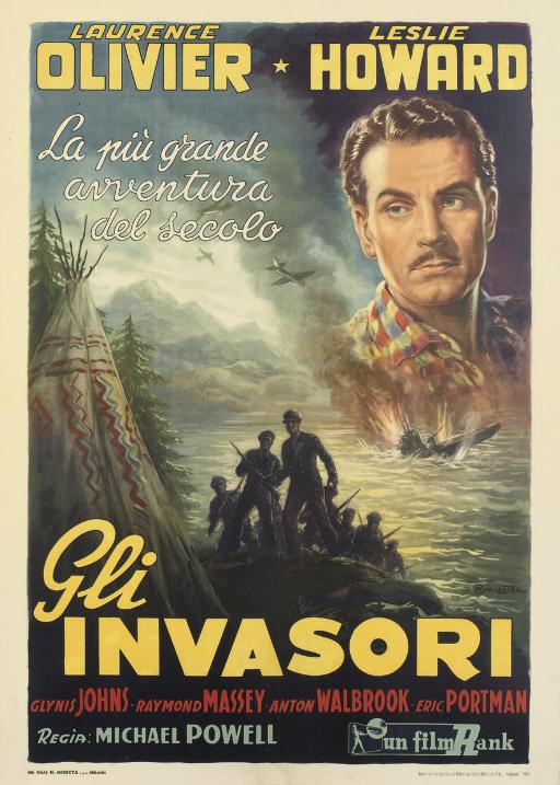 The 49th Parallel  Gli Invasor