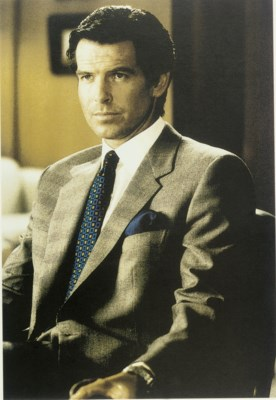 Pierce Brosnan  GoldenEye, 199