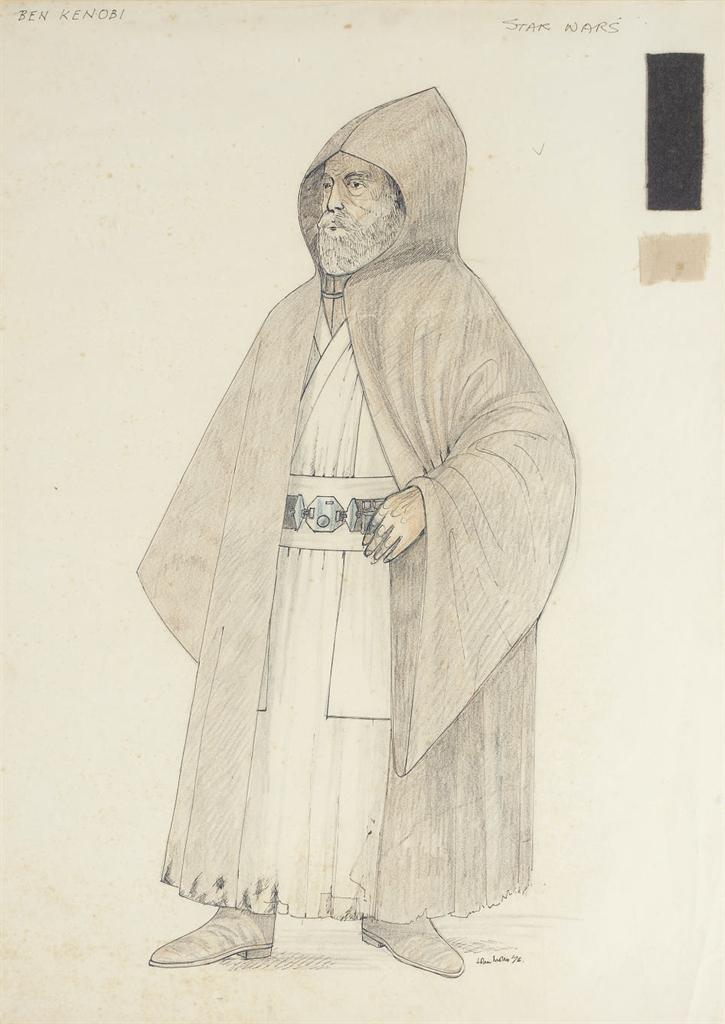 Obi-Wan Kenobi  Star Wars, 1977