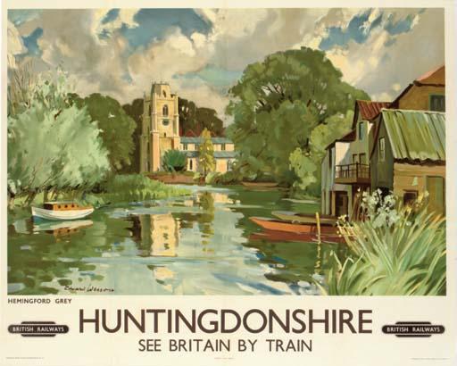 WESSON, EDWARD (1910-1983)