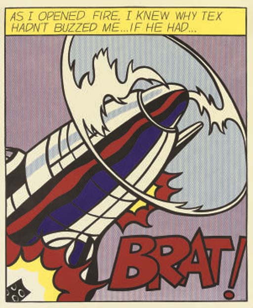 After Roy Lichtenstein (Americ
