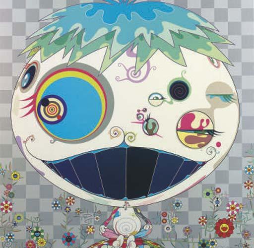 Takashi Murakami (Japanese, B.