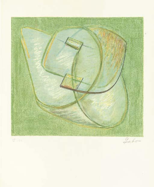 Naum Gabo (1890-1977)