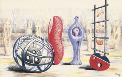 Henry Moore (1898-1986)