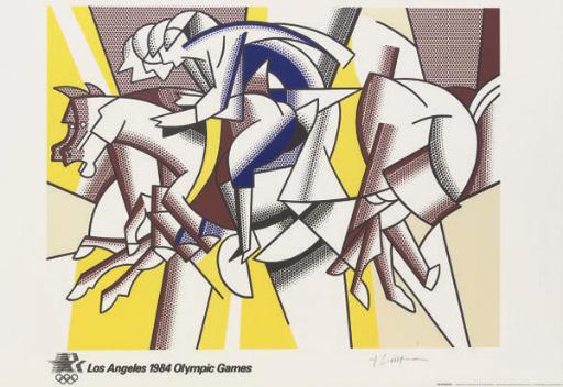 After Roy Lichtenstein