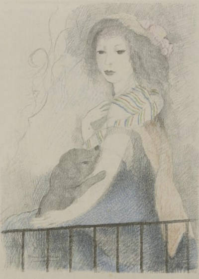 After Marie Laurencin