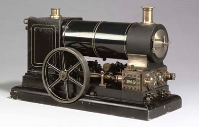 A finely engineered model twin