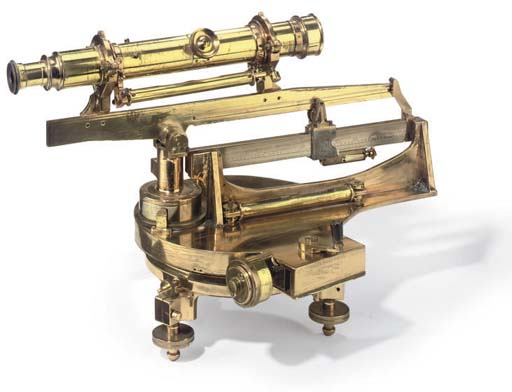 An English lacquered-brass ran