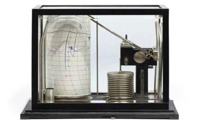 An English 'Micro-Barograph',