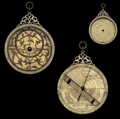 A fine astrolabe by Muhammad M