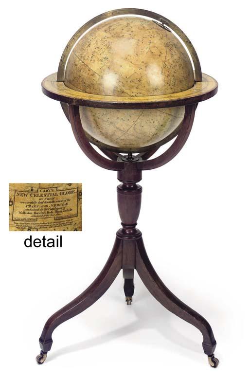 A Regency 15-inch celestial li