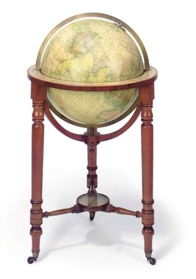 A Victorian 18-inch terrestria
