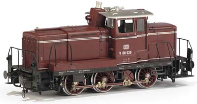 a finely detailed 'o' gauge mo