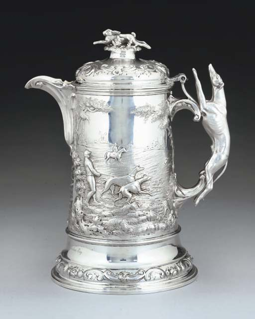 THE CLIFTON CUP:- A VICTORIAN